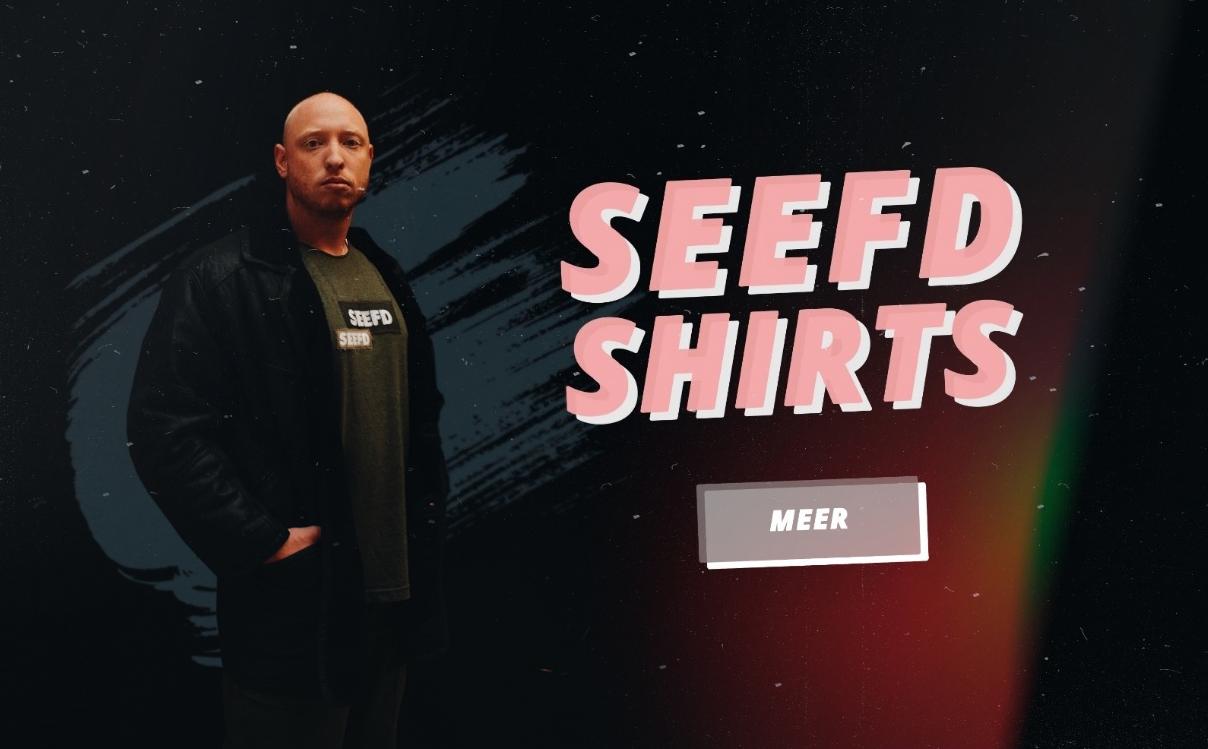 SEEFD shirts