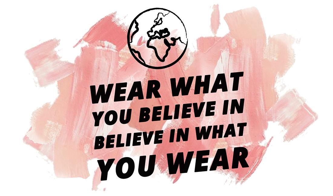 SEEFD: wear what you believe in