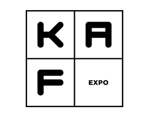 KAF expo unwrapped collab
